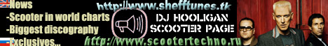 DJ Hooligan Scooter Page